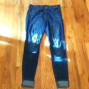 Women's size 28 Flying Monkey jeans